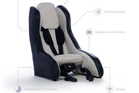 volvo car seats uk volvo develops child seat concept auto express