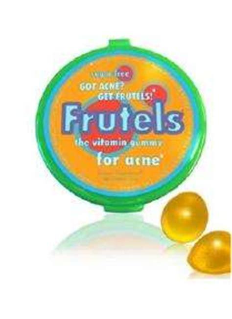 Frutels Gummy Vitamins For Acne acne fighting frutels vitamin gummies