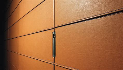 leather walls spinneybeck by brand knoll