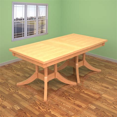 Free Dining Room Table Dining Room Table Plans Free Marceladick