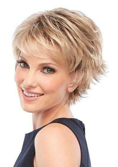 short hairstyles for women over 40 with thin fine hair and round fat face photo gallery of short hairstyles for women over 40 with