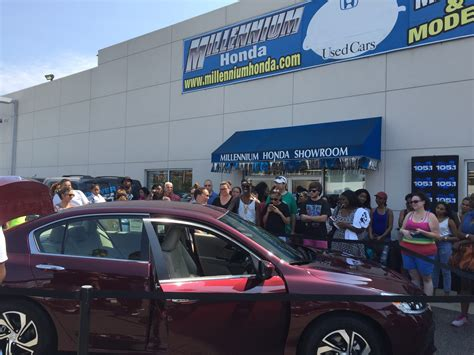 Honda Giveaway 2016 - ny angie martinez 2016 accord giveaway new york honda lease levittown