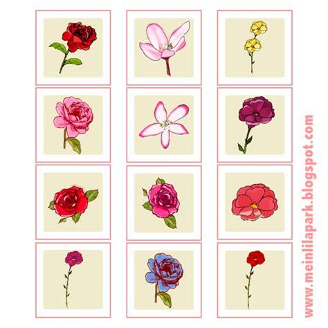 How To Make Stickers Out Of Paper - free printable faux vintage flower stickers blumen diy