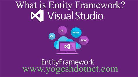 visual studio tutorial in hindi entity framework installation