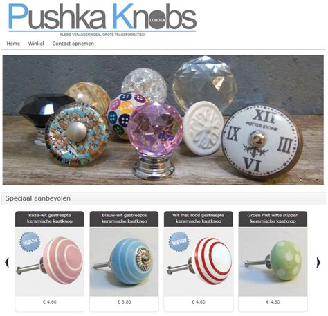 Pushka Door Knobs by Pushka Knobs Goes International Web Translations