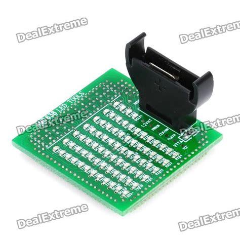 dummy load for led lights amd638 cpu dummy load socket tester with led for laptop