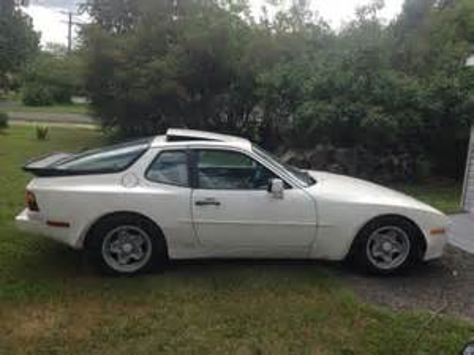 1986 porsche 944 manual transmission no reserve for sale