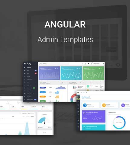 Best Angular Admin Template