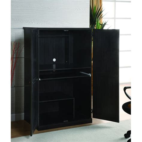 black computer armoire computer desks on sale bellacor