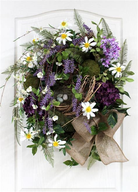 Front Door Wreaths For Summer Pin By Loew On For The Home