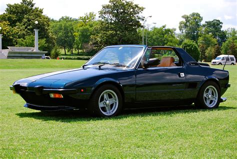 1979 fiat x19 1979 fiat x1 9 information and photos momentcar