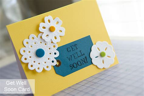 how to make get well soon cards craftaholics anonymous 174 get well soon card lifestyle