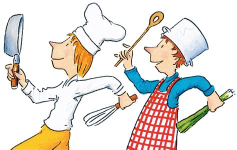 kochen und backen schulblogsport