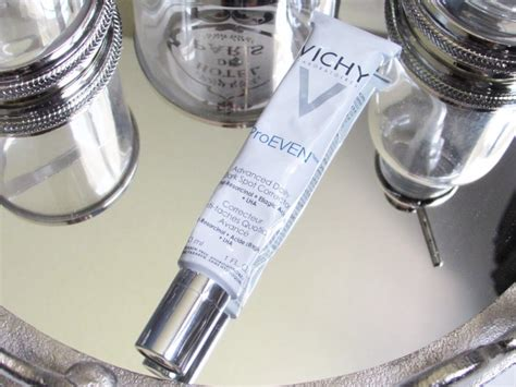vichy dark spot corrector before and after photos review of vichy proeven advanced daily dark spot corrector