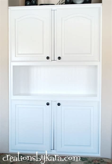 Wallpaper On Cabinet Doors by Diy Tutorial How To Install Beadboard Wallpaper