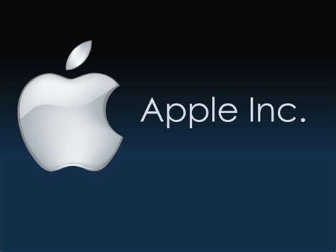 apple inc powerpoint template apple inc presentatioin
