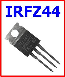 transistor irfz44 transistor irfz44 28 images 12v to 230v inverter circuit schematic using pulse width