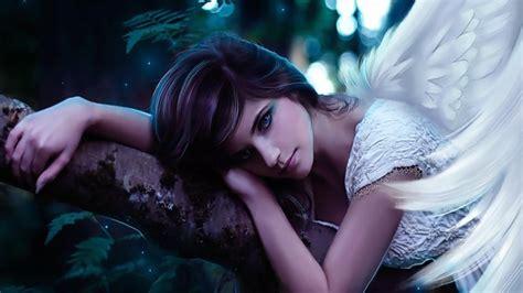 wallpaper girl angel beautiful angel girl wallpaper 1388688
