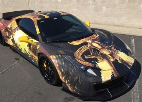 ferrari custom paint top 10 weird and unusual ferrari paint jobs