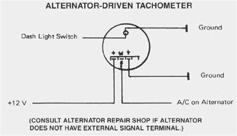 12v wiring diagram for tach yanmar rev counter stopped showing revs sensor or tacho problem