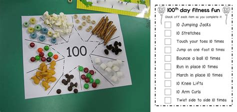 5 ideas to help you celebrate the 100th day of school