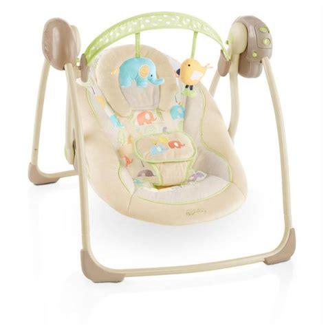 comfort harmony swing elektrische babyschaukel babywippe bright stars comfort