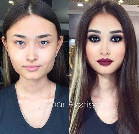 Machintosh Plus Trafomator parmi ces 21 transformations 224 l aide de maquillage lesquelles sont les plus spectaculaires