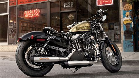 harley davidson sportster forty  wallpapers