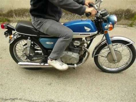 1971 honda cb175, super classic vintage japanes motorcycle