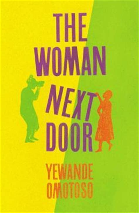 the next door books the next door by yewande omotoso