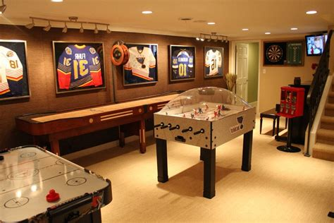 decorated bedrooms games game room decorating ideas home theater contemporary with tv gaming room media credenza
