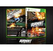 Burnout Hollywood Xbox 360 Box Art Cover By Hazzy25