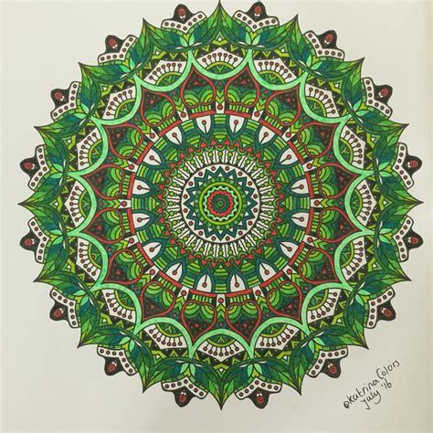 mandala coloring book markers 78 best images about mandala en kleur voorbeelden on