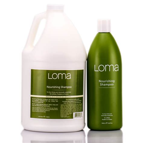 loma hair products loma organics nourishing shoo loma organics