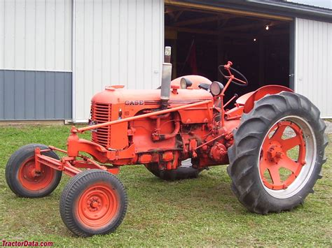Tractordata Com J I Case Dc Tractor Photos Information