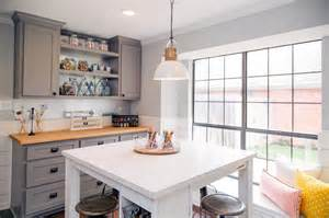 Butcher Block Dining Room Tables photos hgtv s fixer upper with chip and joanna gaines hgtv