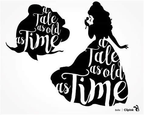 The Lonely Beast Outline by Tale As As Time Svg Clipart And The Beast Svg Svg Silhouette