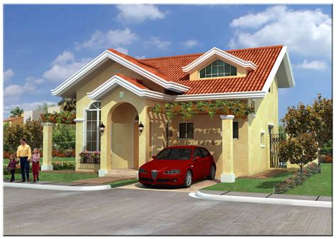 model houses la residencia by ivq landholdings in villa arevalo district iloilo city philippines