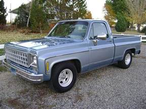 Chevrolet Up 1980 1980 Chevrolet Bed 70831
