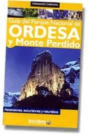 libro monteperdido libro parque nacional de ordesa y monte perdido pirineos ordesa posets maladeta