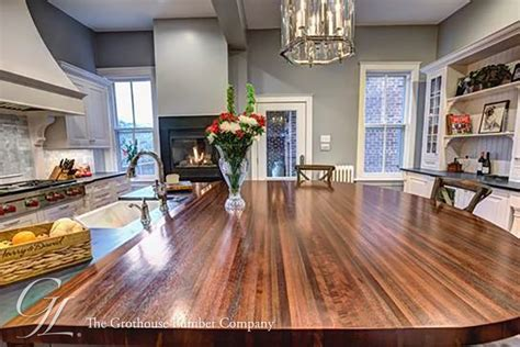 Countertops Richmond by Peruvian Walnut Wood Countertop In Richmond Virginia