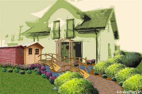 design garden game game house front yard gardenpuzzle online garden