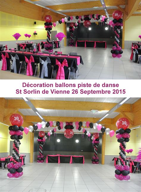 Decoration Om by Decoration Om Pour Anniversaire Oveetech