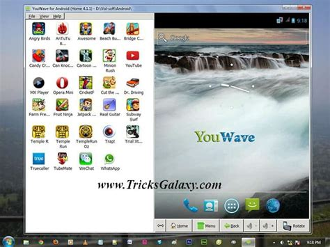 youwave android emulator top 6 best android emulator for pc windows 10 8 1 7 2017 edition