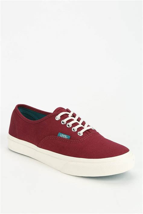Vans Authentic Classic Maroon womens maroon vans www imgkid the image kid has it