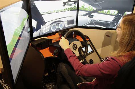 Auto Fahrsimulator by Mit Dem Fahrsimulator Auf Die 1 Reale Fahrstunde Vorbereiten