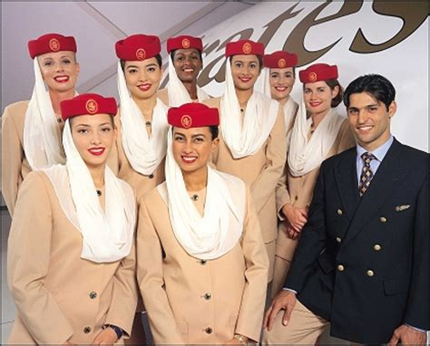 Emirates Cabin Crew Process by Flight Attendant In Dubai