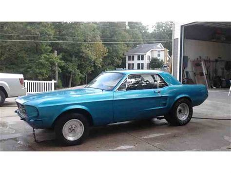 1967 ford mustang for sale on classiccars 1967 ford mustang for sale on classiccars