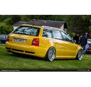 This Imola Yellow B5 RS 4 Was Modified Extremely Cleanly With A Simple