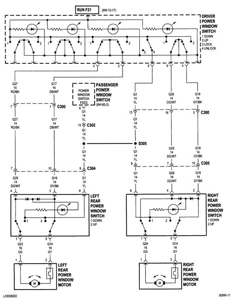 96 dodge intrepid electric window wiring diagram get free image about wiring diagram